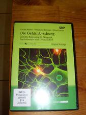 DVD Die Gehirnforschung und ihre Bedeutung für die Pädagogik, Psychotherapie