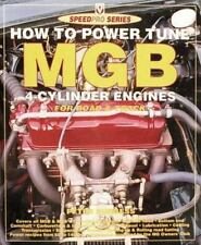 How to Power Tune the MGB 4-Cylinder Engine by Peter Burgess (1996, Paperback)
