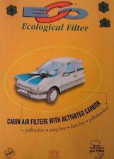 ECO Innenraumfilter Aktivkohle Ford KA Puma Fiesta IV Pollenfilter