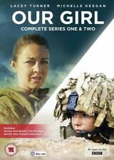 Our Girl Series 1 and 2 DVD Region 2