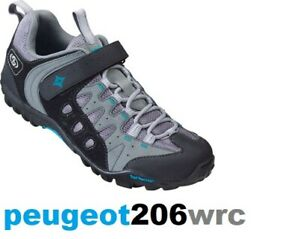 Specialized Tahoe Women's MTB Shoe EU 42 US 10.5 Black/Gray/Blue Lightly Used