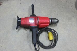 Wolf KANGO 3873 Industrial 2 Speed Drill Blacksmiths Drill 110v Jacob 36B Chuck