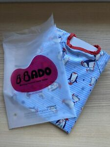 BIBaDO Baby Led Weaning Bib Penguin
