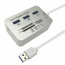 3.0 usb hub and Card Reader COMBO high speed hab with MS/SD/M2/TF and with L5R2