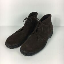 Cole Haan Country Women's Brown Chukka Suede Boot NikeAir Size 10 B
