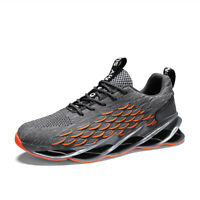 Men's Blade Athletic Shoes Young Casual Hiking Trainers Sports Tank Sneakers