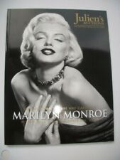 Marilyn Monroe Book Juliens Auctions December 6, 2014