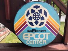 Walt Disney World Epcot Center Theme Park Prop Sign