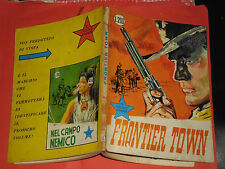 PICCOLO RANGER N° 47- ORIGINALE 1° EDIZIONE -DEL 1967- ALBI DEL  COW BOY- RARO