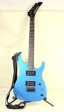 Kramer Pacer FT202S/MBL 6-String RH Electric Guitar W/ Gig Bag - Metallic Blue