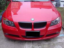 BMW Performance Black Kidney Grilles OEM E90/E91 06-08