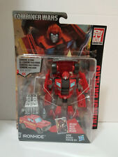 Ironhide Transformers Combiner Wars Deluxe MOSC New In Package Hasbro