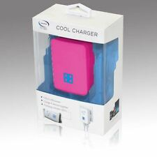 Cool Charger 4 Port USB Power Adaptor