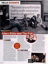Hello, Goodbye Marc Riley & The Fall Mojo Mag Cutting