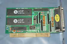RTX-138 Parallel Printer Port Card Controller ISA? retro Computer
