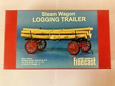 More details for se finecast 1/32 scale logging trailer kit te13 (gauge 1) for traction engine