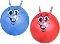 Large Inflatable Skippy Space Hopper Bouncing Jumping Ball Kids Xmas Gift