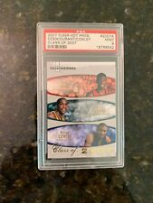 2007 Fleer HOT PROSPECTS #2007A KEVIN DURANT W/ODEN/CONLEY (622/2007)...PSA 9!