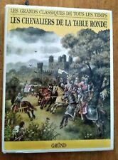 LES CHEVALIERS DE LA TABLE RONDE / VLADIMIR HULPACH / EDITIONS GRUND / 1988