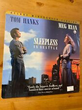 Sleepless in Seattle Deluxe Widescreen Edition Laserdisc *Good condition*