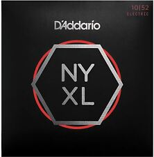 D'Addario NYXL1052 Electric Guitar Strings Light Top / Heavy Bottom 10-52