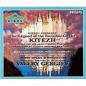 Rimsky-Korsakov: The Legend of the Invisible City of Kitezh, , Very Good Box set