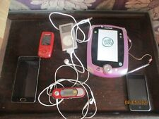 small lot electronics, Apple ipod ,leapPad 2,MP3 Player etc Spares or Repair