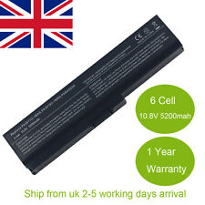 Battery for Toshiba Satellite PA3817U-1BRS PA3817U-1BAS C650 C655 C660 C665 C670