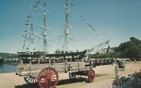 (Z)  Mystic, CT - Seaport Living Maritime Museum - The Charles W. Morgan Display