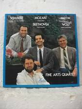 LOD 7700/1 SCHUBERT Death and the Maiden FINE ARTS QUARTET LODIA STEREO 3LP BOX