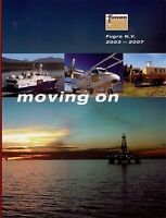 MOVING ON FUGRO NV 2003-2007 history mining infrastructure oil gas industry