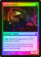 Bellows Lizard FOIL Return to Ravnica NM Red Common MAGIC MTG CARD ABUGames
