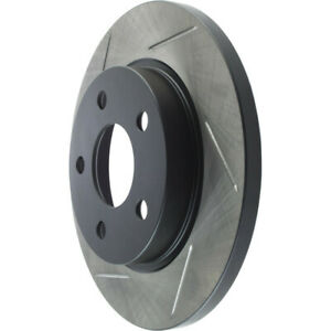 Disc Brake Rotor-Rear Disc Rear Right Stoptech 126.61039SR