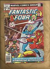 Fantastic Four #195 G 1978 Cents RARE COVER MISPRINT Marvel Comics US Comics
