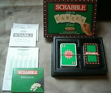 Jeu Scrabble jeu de cartes luxe 3 photos TTBE
