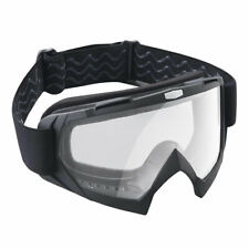 Motorcycle Goggles Bendable Dirt Bike Motocross ATV Riding Glasses Clear Lens