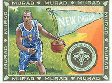Chris Paul New Orleans Hornets Basketball Trading Cards  b9c5c6412