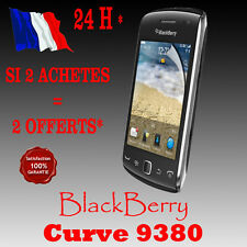 1 FILM PROTECTEUR PROTECTION ECRAN  BLACKBERRY CURVE 9380 QUALITE SUP