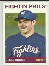 Jesse Biddle Philadelphia Phillies 2013 Topps Heritage Minor League