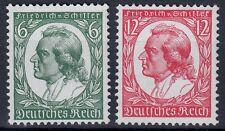 === DR Drittes Reich Mi. 554-555 **, Kat. 110€ ===
