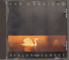 VAN MORRISON Avalon Sunset CD 10 track 1989