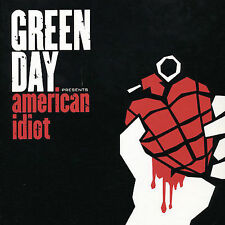 American Idiot [PA] by Green Day (Vinyl, Sep-2004, WEA International (Sweden))