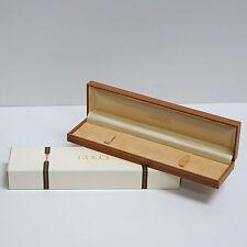 GUCCI SCATOLA BOX WATCH DISPLAY VINTAGE ANNI 80/90