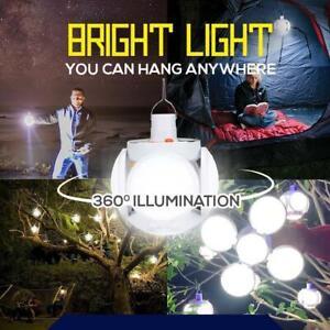 Solar-Powered 5-Leaves Led Light