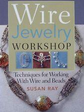 LIVRE/BOOK : BIJOUX A FAIRE SOI MEME technique pour file et perles (workshop)