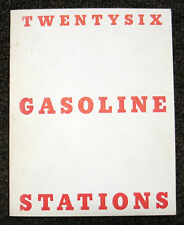 Twentysix Gasoline Stations Edward Ruscha Second Edition 1967 1 of 500 Copies