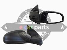 HOLDEN ASTRA COUPE AH 9/2004-2010 RIGHT HAND SIDE DOOR MIRROR ELECTRIC BLACK