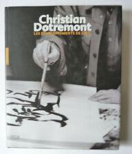 CHRISTIAN DOTREMONT LE DEVELOPPEMENTS DE L'OEIL HAZAN ULB 2004