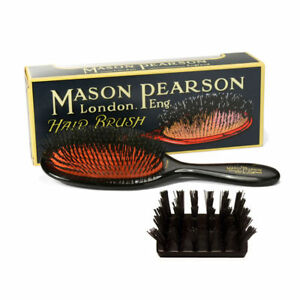 Mason & Pearson Pure Bristle Large Extra B1 Black Hair Brush