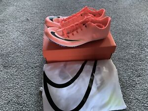 Nike Zoom 400 Spikes Uk 8